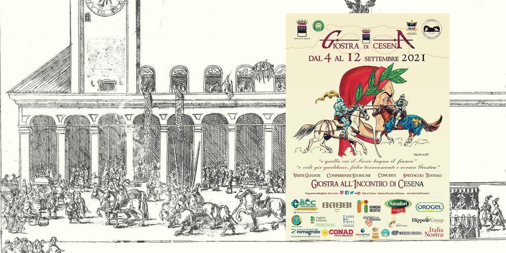 Torna la Giostra all'Incontro a Cesena: dall'8 al 12 Settembre