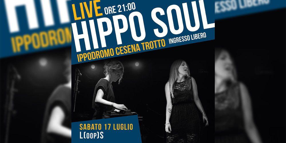 HippoSoul: musica live all'ippodromo, sabato 17 luglio le L[oop]S